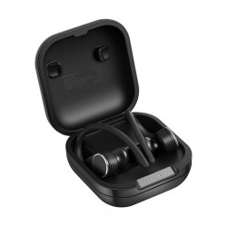 Promate Liberty Smart Sporty TWS Earbuds with IntelliTap - Black