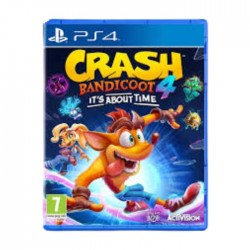 Crash Bandicoot 4: It's About Time PS4 Game in Kuwait | Buy Online – Xcite