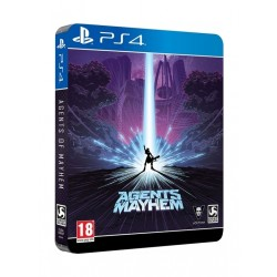Agents of Mayhem STD Edition - PS4 Game