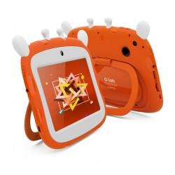 G-Tab Q2S 16GB 7-inch Kids Wifi Tablet - Orange