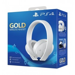 Sony PlayStation Gold Wireless Headset (CUHYA-0080) - White