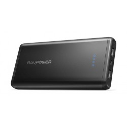 RAVPower Extreme 20000mAh Portable Power Bank (RP-PB006) - Black