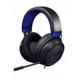 Razer Kraken Wired Gaming Headset For Console - Blue/Black