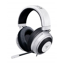 Razer Kraken Pro V2 Oval Gaming Headset - White