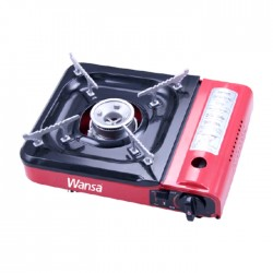 Wansa Camping Stove (PGS-4) - Red