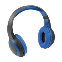 Promate Laboca Deep Bass Over-Ear Bluetooth v5.0 Headphones - Blue