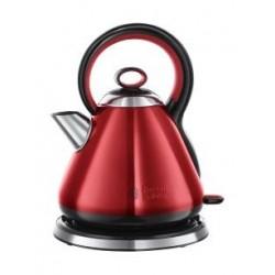 غلاية الماء راسل هوبس بقوة ٢٤٠٠ واط وسعة ١,٧ لتر – أحمر (21881)