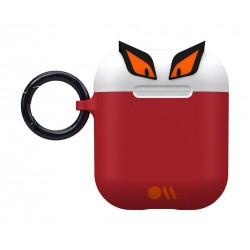 Casemate Creature Pods AirPod Case (CM-CM039616) - White/Red