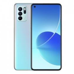 هاتف اوبو رينو 6 زي 5 جي بسعة 128 جيجابايت - أزرق