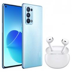 اطلب مسبقا: هاتف اوبو رينو 6 برو 5 جي بسعة 256 جيجابايت - أزرق