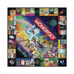 لعبة مونوبولي ريك آند مورتي اللوحية