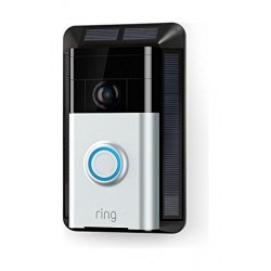 Ring Solar Charger Mount for Ring Video Doorbell 2