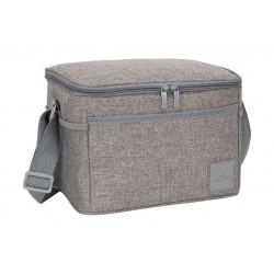 حقيبة تبريد ريفا كيس بسعة ١١ لتر - (5712) - رمادي