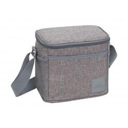 حقيبة تبريد ريفا كيس بسعة ٥,٥ لتر - (5706) - رمادي