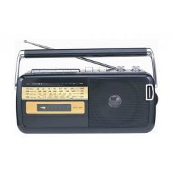 مسجل كاسيت راديو من باناسونيك – أسود (RX-M50M3GX1K)