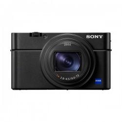 كاميرا ديجيتال سايبر شوت دي اس سي -أر أكس100M7 من سوني - 20.1 ميجابكسل - أسود