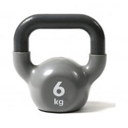 Reebok 6kg Training Kettlebell (RAWT-18006GR) - Grey