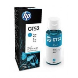 زجاجة حبر إتش بي الأصلي GT52  لسلسلة الطابعات ديسكجيت جي تي - أرجواني