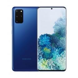 هاتف سامسونج جالاكسي اس20 بلس بسعة 128 جيجابايت وتقنية 5 جي - أزرق