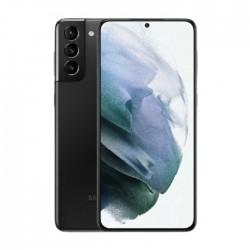 هاتف سامسونج جالاكسي اس 21 بلس (S21+) بسعة 128 جيجابايت وتقنية 5 جي - أسود
