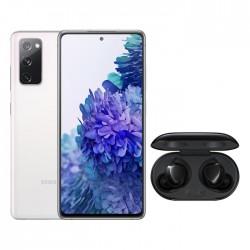 اطلب مسبقا: هاتف سامسونج اس 20 فان ايديشن بتقنية 5 جي وسعة 128 جيجابايت - أبيض