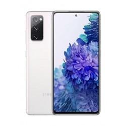 هاتف سامسونج اس 20 فان ايديشن بتقنية 5 جي وسعة 128 جيجابايت - أبيض