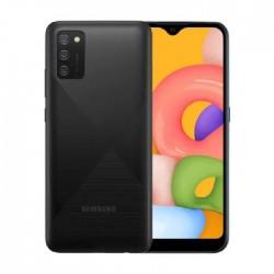 هاتف سامسونج جالكسي ايه 02 إس بسعة 64 جيجابايت - أسود