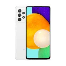 سعر هاتف سامسونج جالكسي ايه 52 5G بسعة 128 أبيض في الكويت   شراء اون لاين - اكسايت