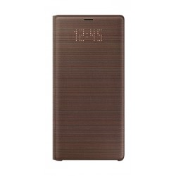 Samsung Galaxy Note9 LED View Cover (EF-NN960PAEGWW) - Brown