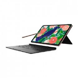 غطاء لوحة المفاتيح لتابليت سامسونج جالكسي إس 7+ -   (EF-DT870UBEGAE)- أسود