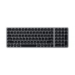 Satechi Compact Backlit Bluetooth Keyboard - Grey