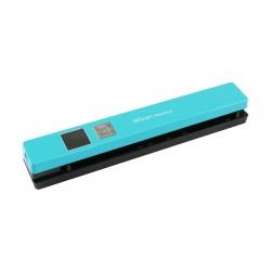 IRIS 458844 TFT Display Portable Scanner White - Horizontal View