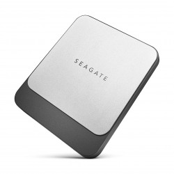 Seagate Fast 1TB External Solid State Drive (STCM1000400) - Silver