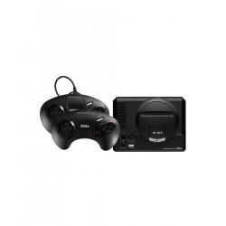 جهاز الألعاب سيجا ميجا درايف المصغر- أسود