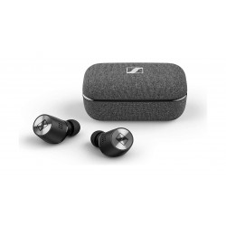 Sennheiser  Momentum Wireless  Bluetooth Earbuds - Black