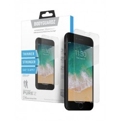 BodyGuardz Pure 2 Glass Screen Protector For iPhone 8