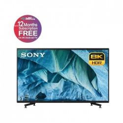 تلفزيون سوني اّندرويد -85 بوصة - 4 كي - اتش دي اّر - ال اي دي - (KD-85Z9G)