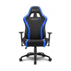 Sharkoon Skiller SGS2 Gaming Chair - Black/Blue