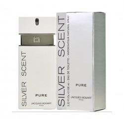 Silver Scent by Jacques Bogart Pure For Men 100ml Eau de Toilette