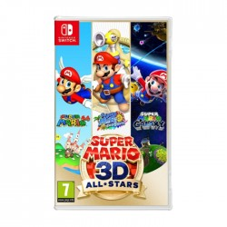 Super Mario 3D All-Stars Nintendo Switch Game in Kuwait | Buy Online – Xcite