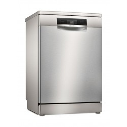 Bosch 8 Program 13 Place Settings Freestanding Dishwasher  - Silver