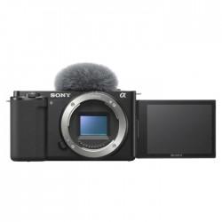 Sony ZV-E10 interchangeable lens vlog camera black with Body + 16-50mm Power Zoom Lens