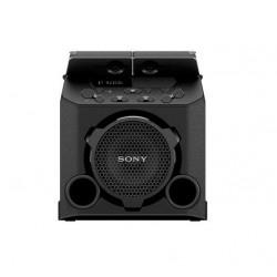 سماعات سوني لاسلكية للاستعمال الخارجي - أسود (GTK-PG10)