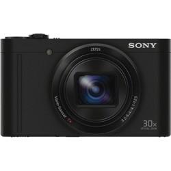 كاميرا سوني سايبر شوت الرقمية (DSC-WX500) - أسود