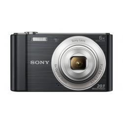 كاميرا سوني سايبر-شوت دي إس سي-دبليو ٨١٠ المدمجة – اللون الأسود