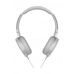 سماعة سوني السلكية إكسترا باس على الأذن – أسود (MDR-XB550AP)