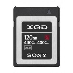 Sony G Series XQD 120GB Memory Card