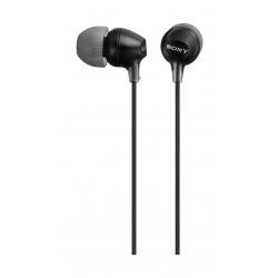 سماعة الأذن سوني مع ميكروفون – أزرق (MDR-EX15LP/LI)