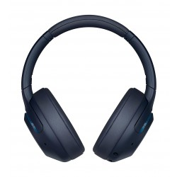 Sony WH-XB900N Wireless Extra Bass Noise Cancelling Headphones - Blue