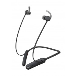 Sony WI-SP510 Wireless Sports Extra Bass in-Ear Headphones - Black